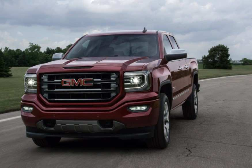 20 New GMC Truck Colors 2020 Exterior