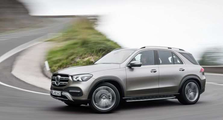 20 New Gle Mercedes 2019 Concept