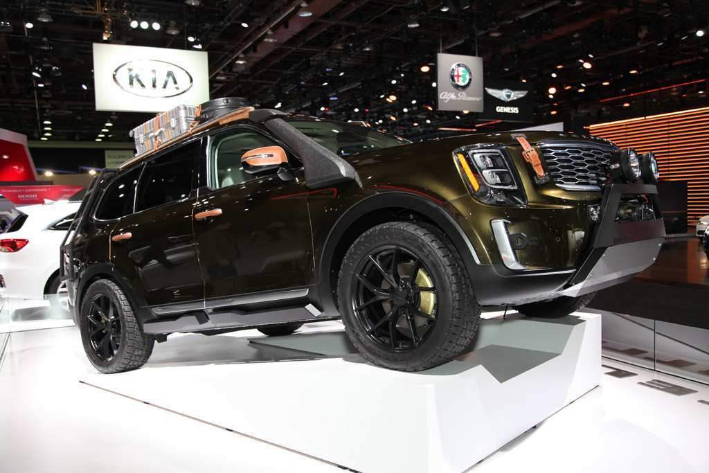 20 New Kia Telluride 2020 Review History