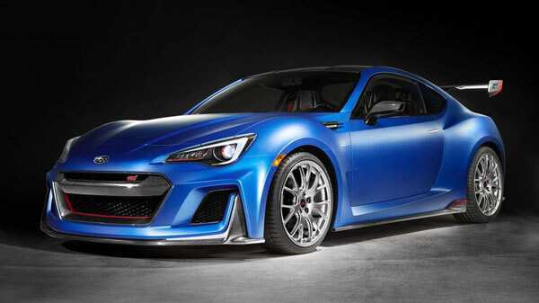20 New Subaru Brz 2020 Review