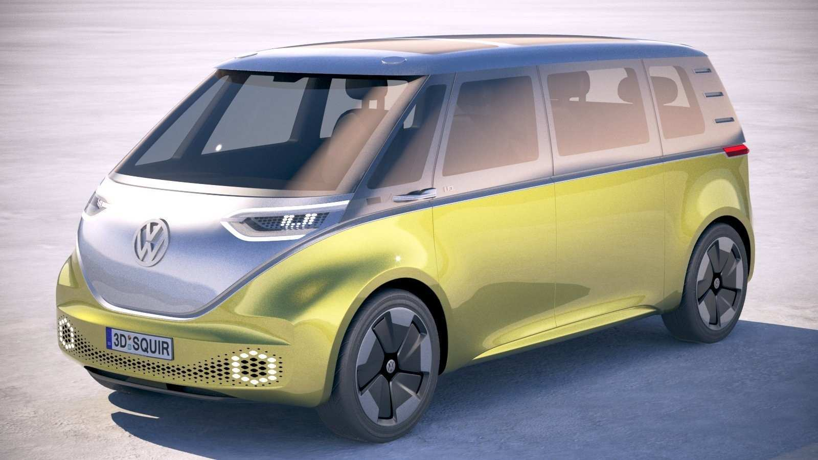 20 New Volkswagen Buzz 2020 Picture