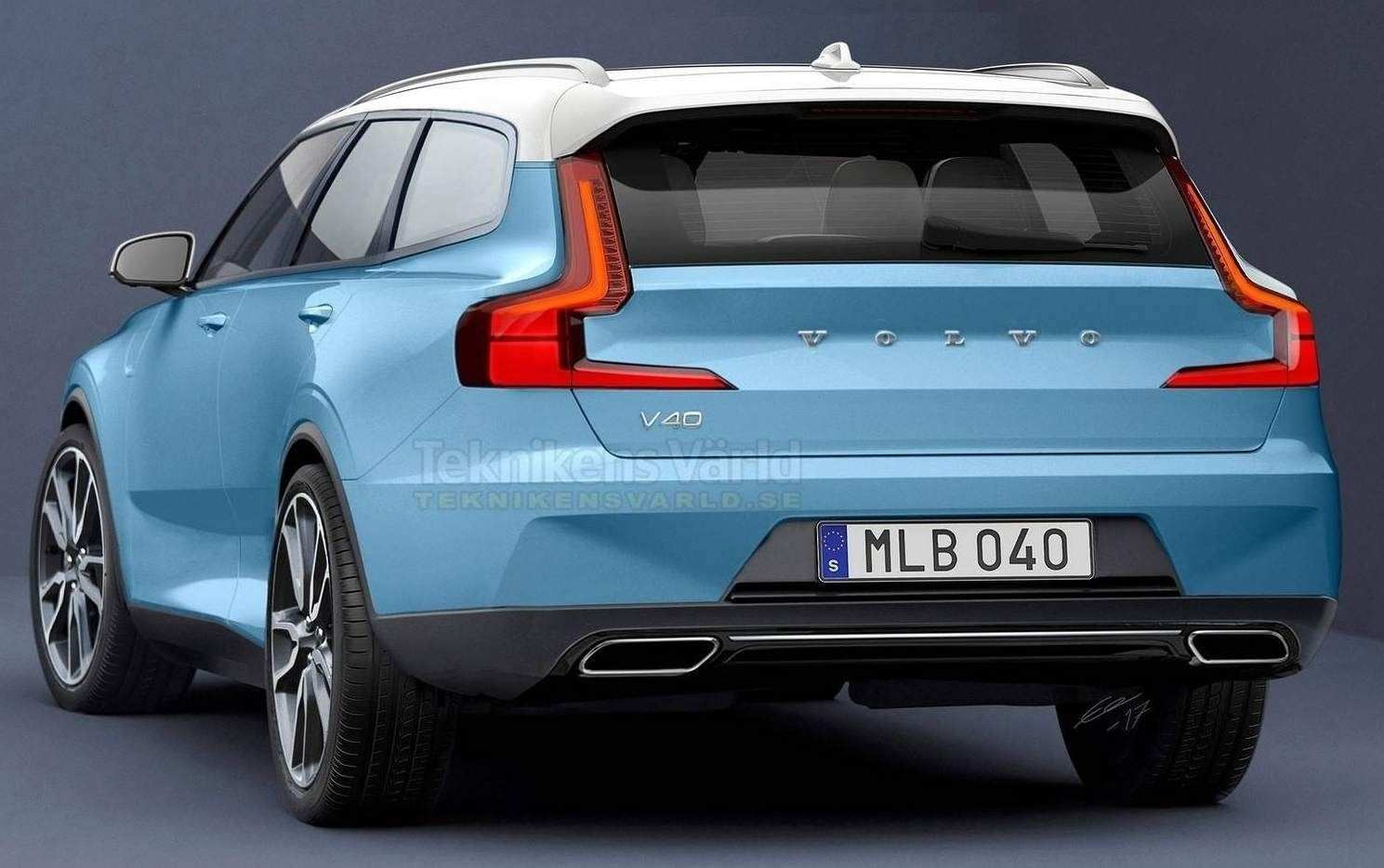 20 The 2019 All Volvo Xc70 New Concept