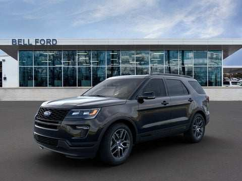 20 The 2019 Ford Explorer Concept