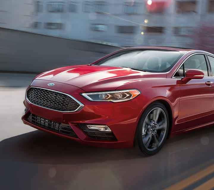 20 The 2019 Ford Fusion Ratings