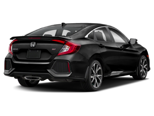 20 The 2019 Honda Civic Si Sedan Exterior And Interior