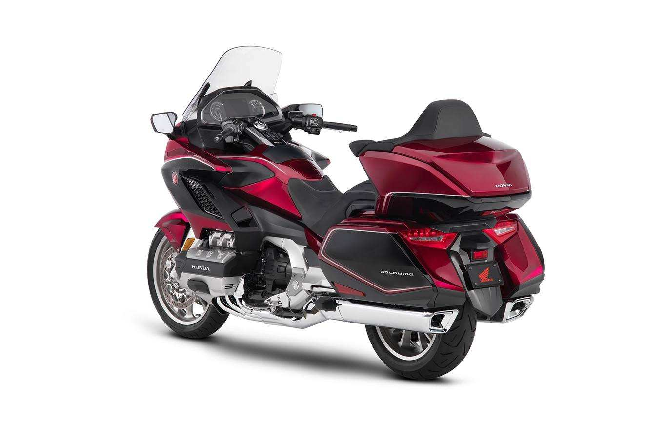 20 The 2019 Honda Goldwing Specs Style