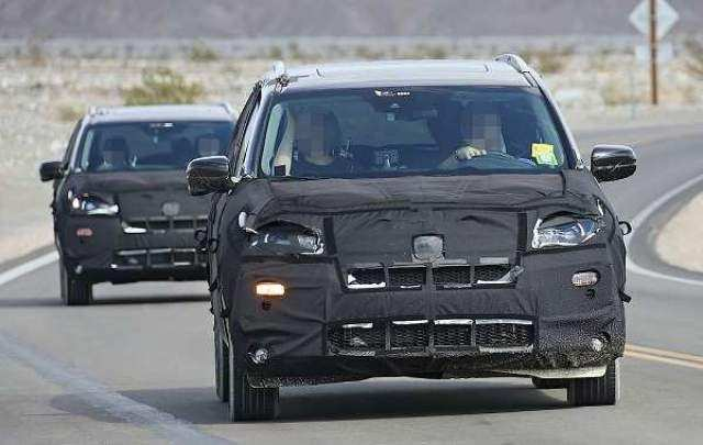 20 The 2019 Honda Pilot Spy Pictures