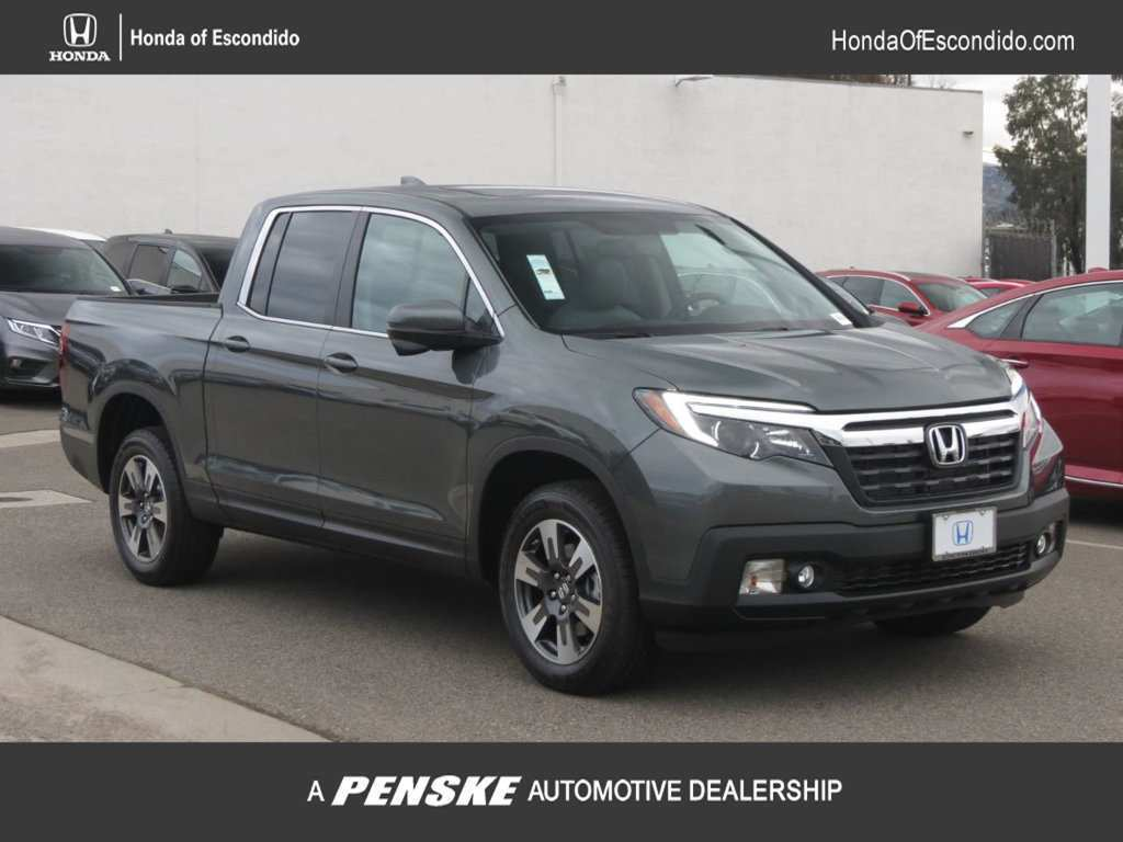 20 The 2019 Honda Ridgeline New Review