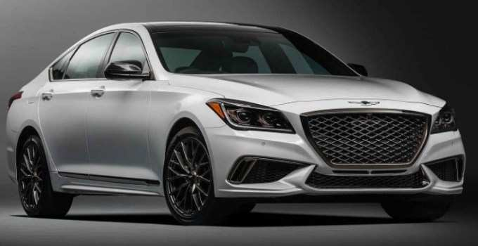 20 The 2019 Hyundai Genesis Model