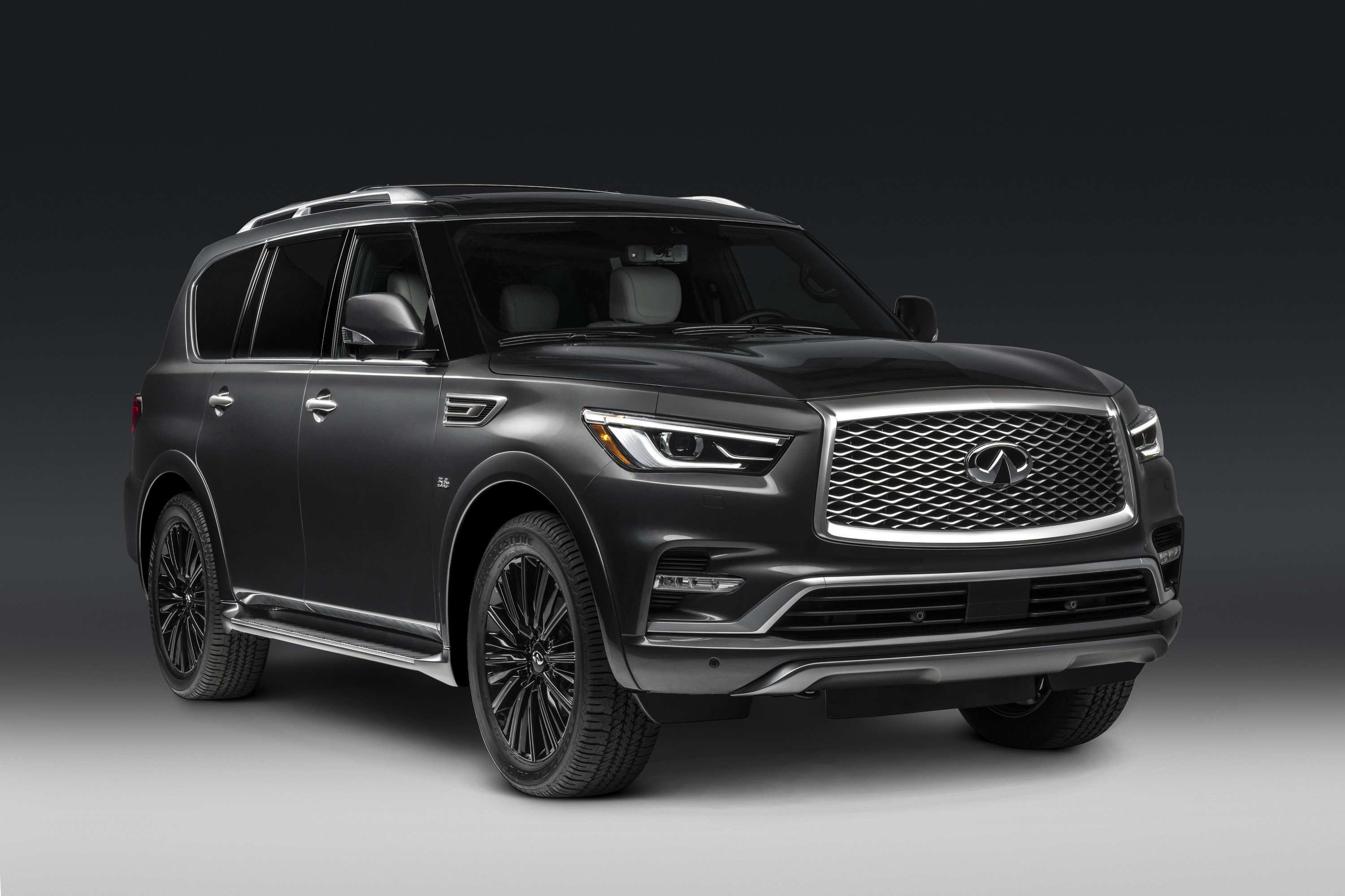 20 The 2019 Infiniti Qx80 Suv New Review