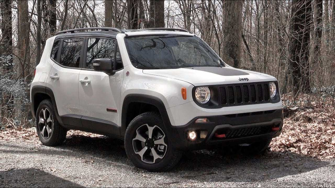20 The 2019 Jeep Renegade Pictures