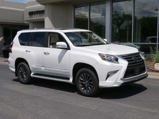 20 The 2019 Lexus Gx Interior