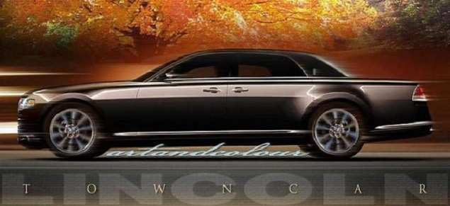 20 The 2019 Lincoln Town New Model And Performance
