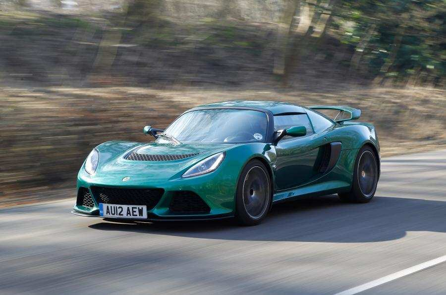 20 The 2019 Lotus Exige Ratings