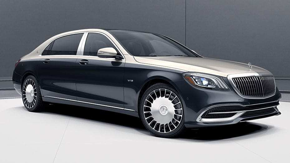 20 The 2019 Mercedes Maybach S650 Concept