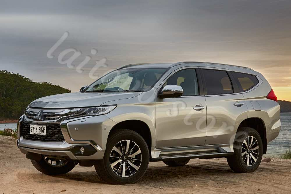 20 The 2019 Mitsubishi Montero Sport Configurations
