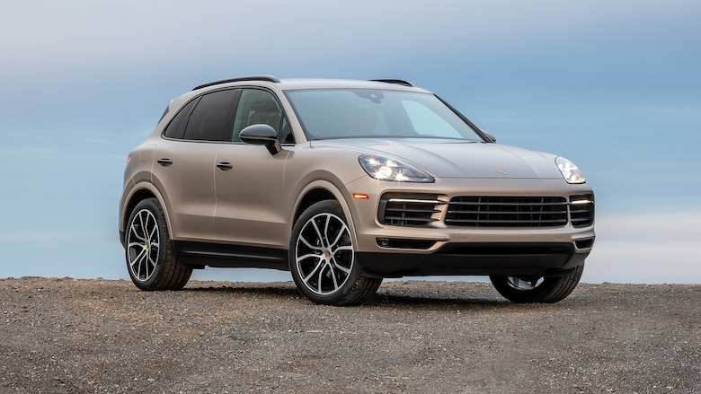 20 The 2019 Porsche Cayenne Model Rumors
