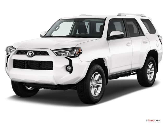 20 The 2019 Toyota 4Runner Photos