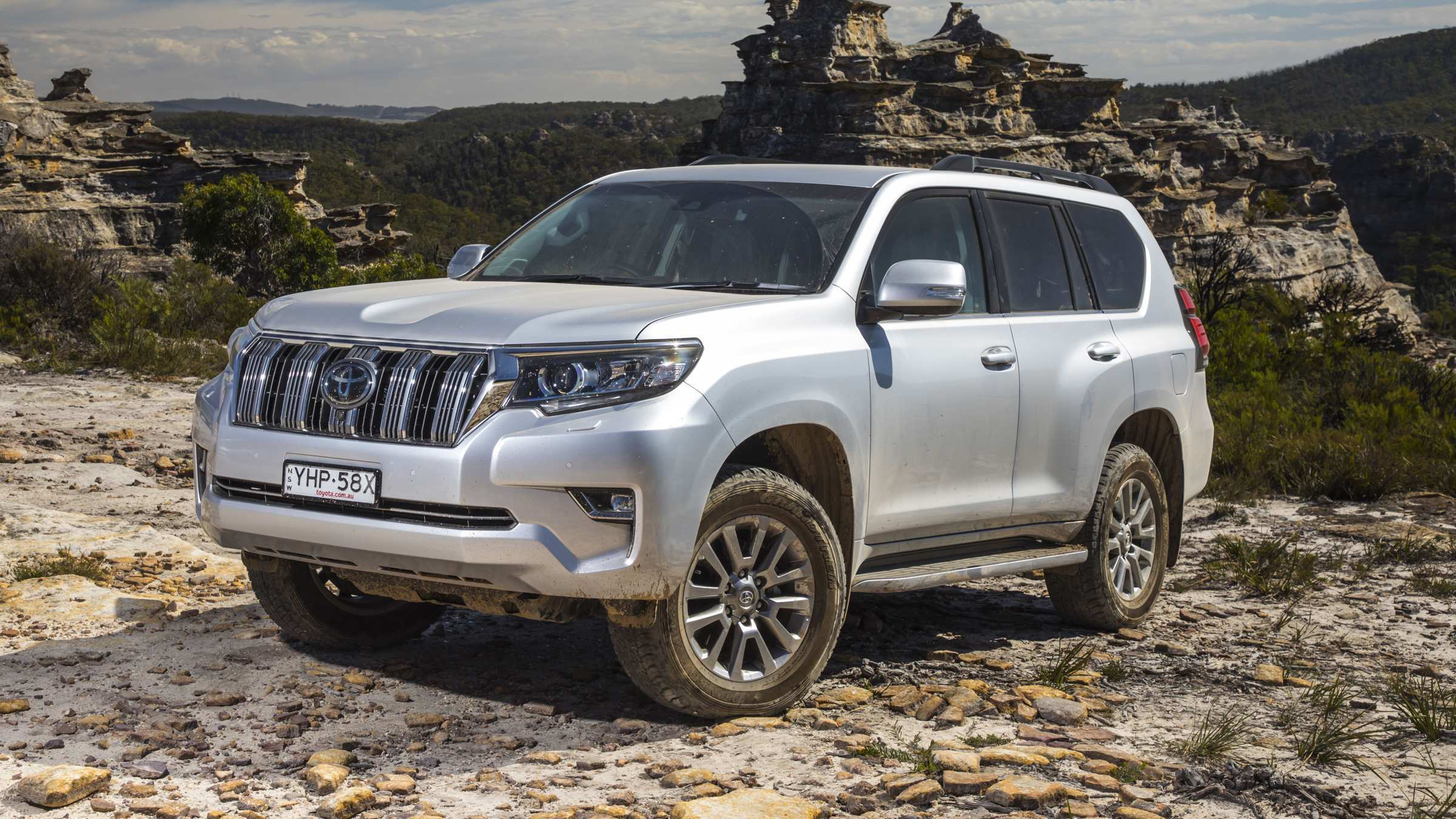 20 The 2019 Toyota Prado History
