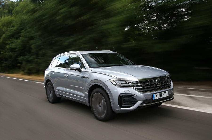 20 The 2019 Volkswagen Touareg Engine