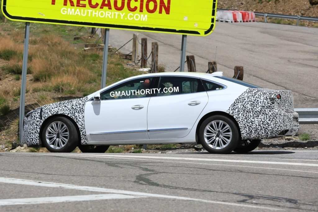 20 The 2020 Buick Verano Spy Review And Release Date