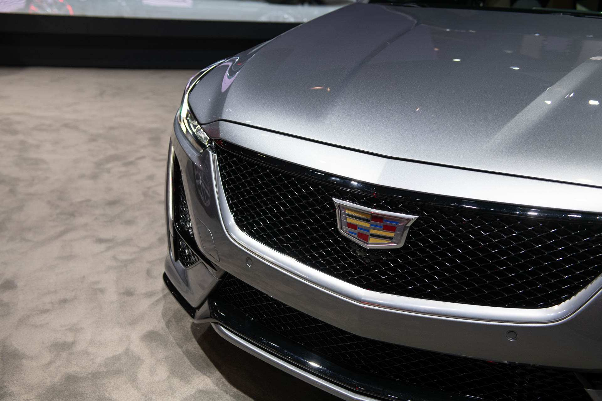 20 The 2020 Cadillac CTS V Concept