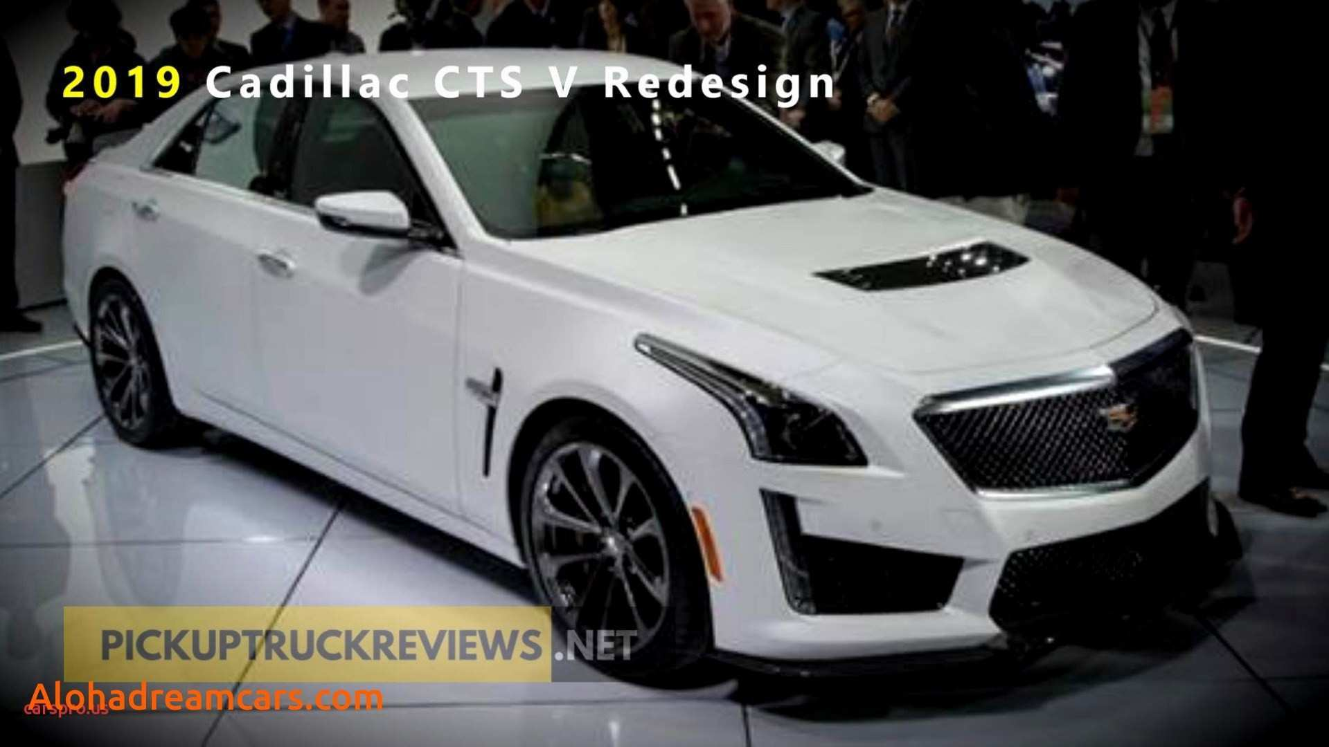 20 The 2020 Cadillac LTS Overview