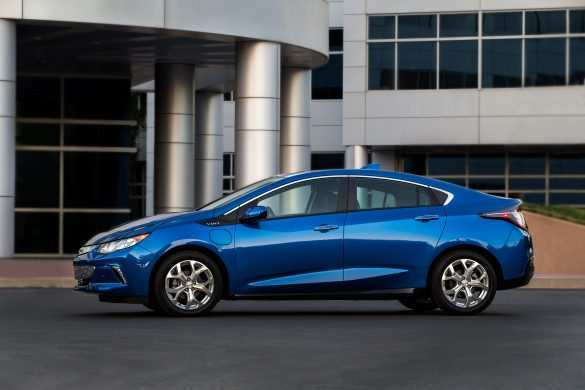 20 The 2020 Chevy Volt Style