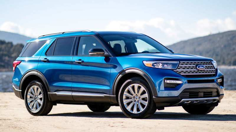 20 The 2020 Ford Explorer Job 1 Performance And New Engine