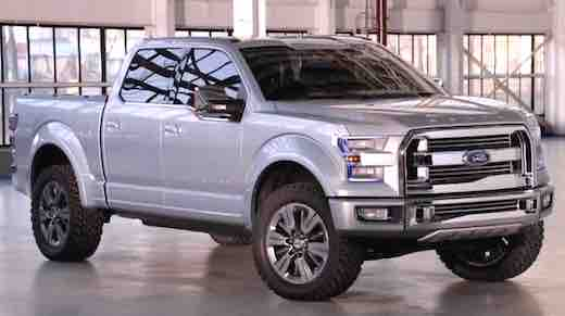 20 The 2020 Ford F150 Spy Shoot