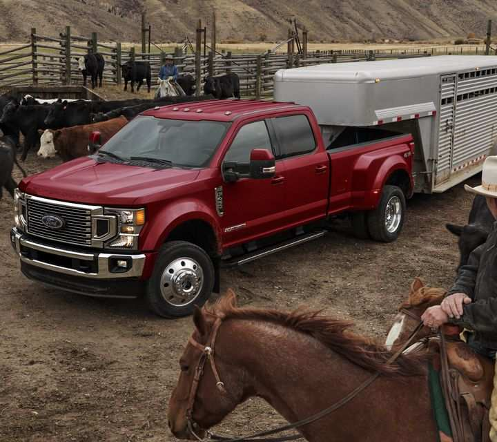 20 The 2020 Ford F250 New Concept