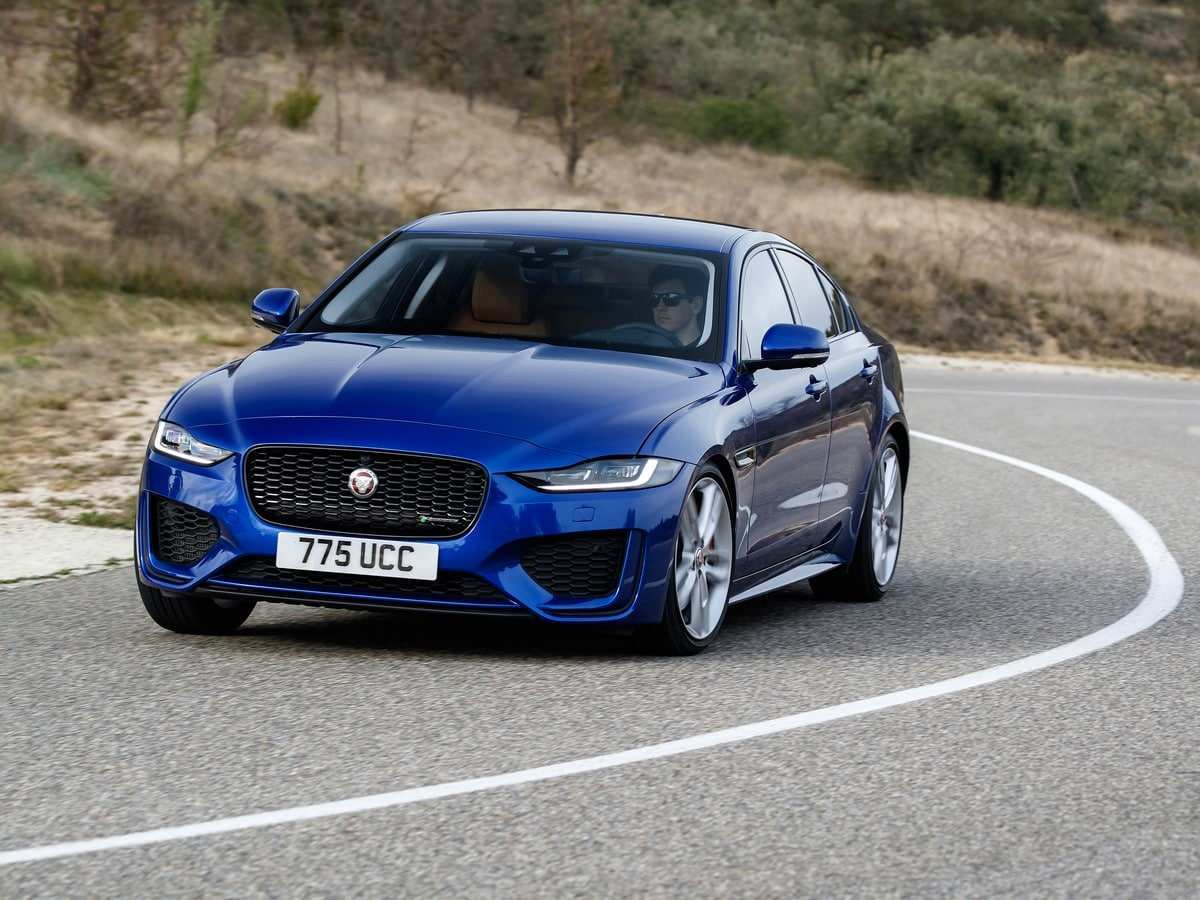 20 The 2020 Jaguar Xe Build Configurations