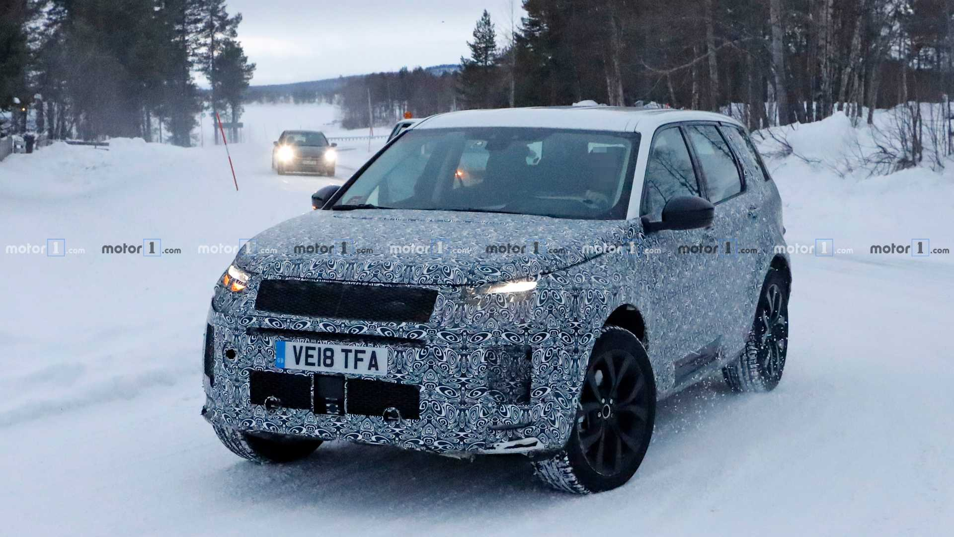 20 The 2020 Land Rover Discovery Sport History