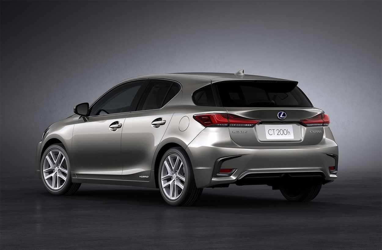 20 The 2020 Lexus CT 200h Model