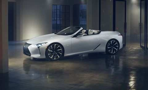 20 The 2020 Lexus Lf Lc Rumors