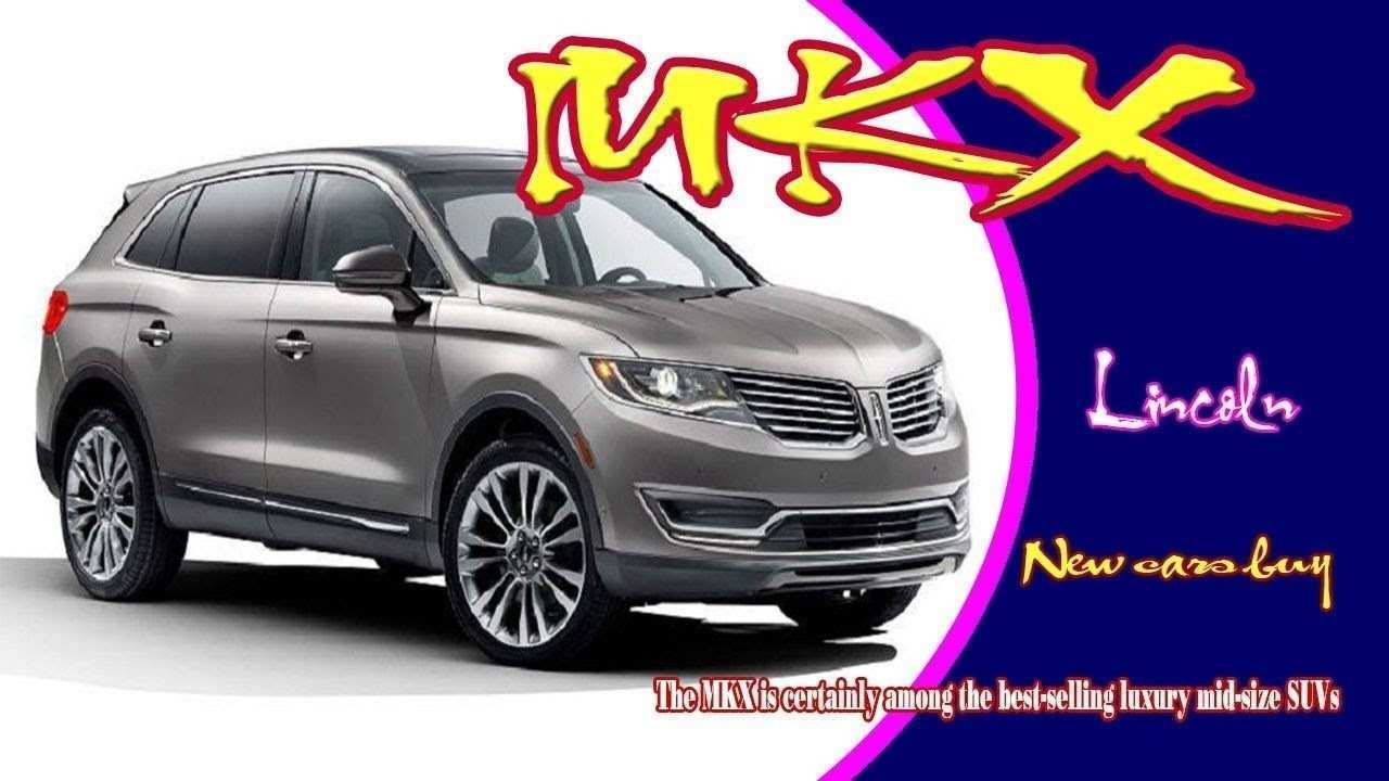20 The 2020 Lincoln Mkx At Beijing Motor Show Review