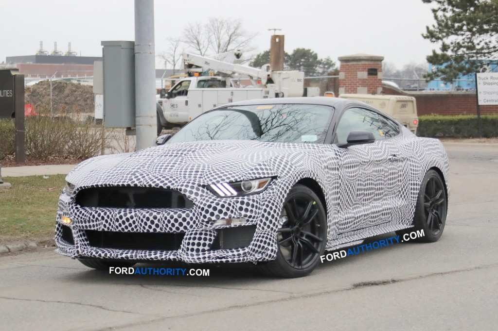 20 The 2020 Mustang First Drive