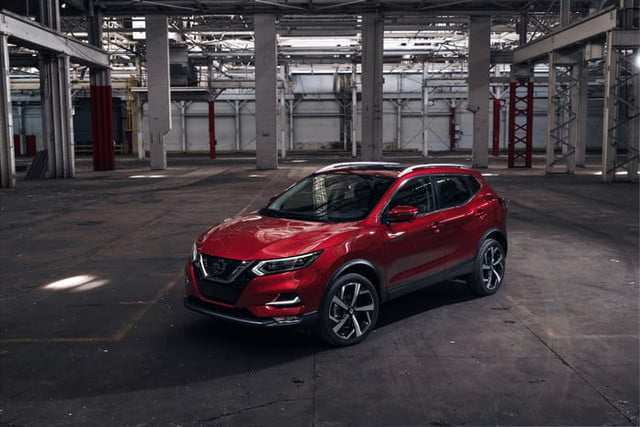 20 The 2020 Nissan Rogue Specs