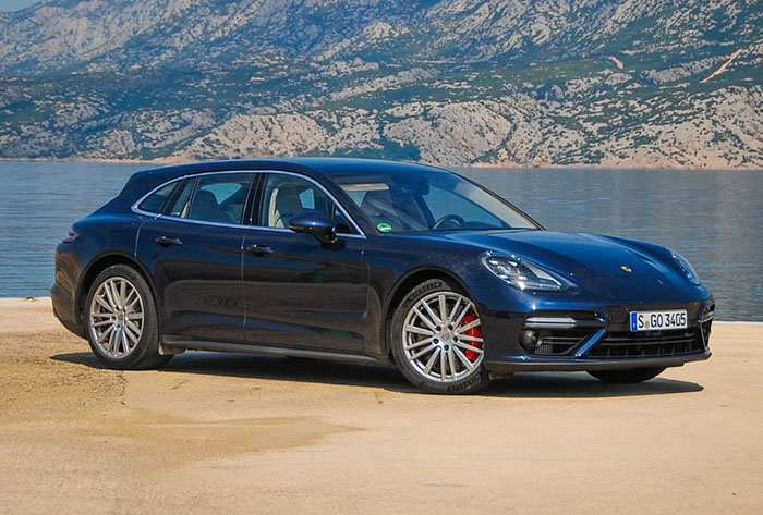20 The 2020 Porsche Panamera Ratings