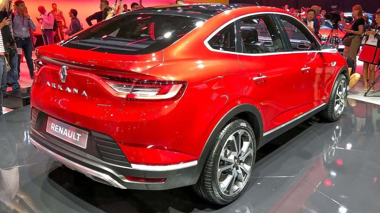 20 The 2020 Renault Megane SUV Picture