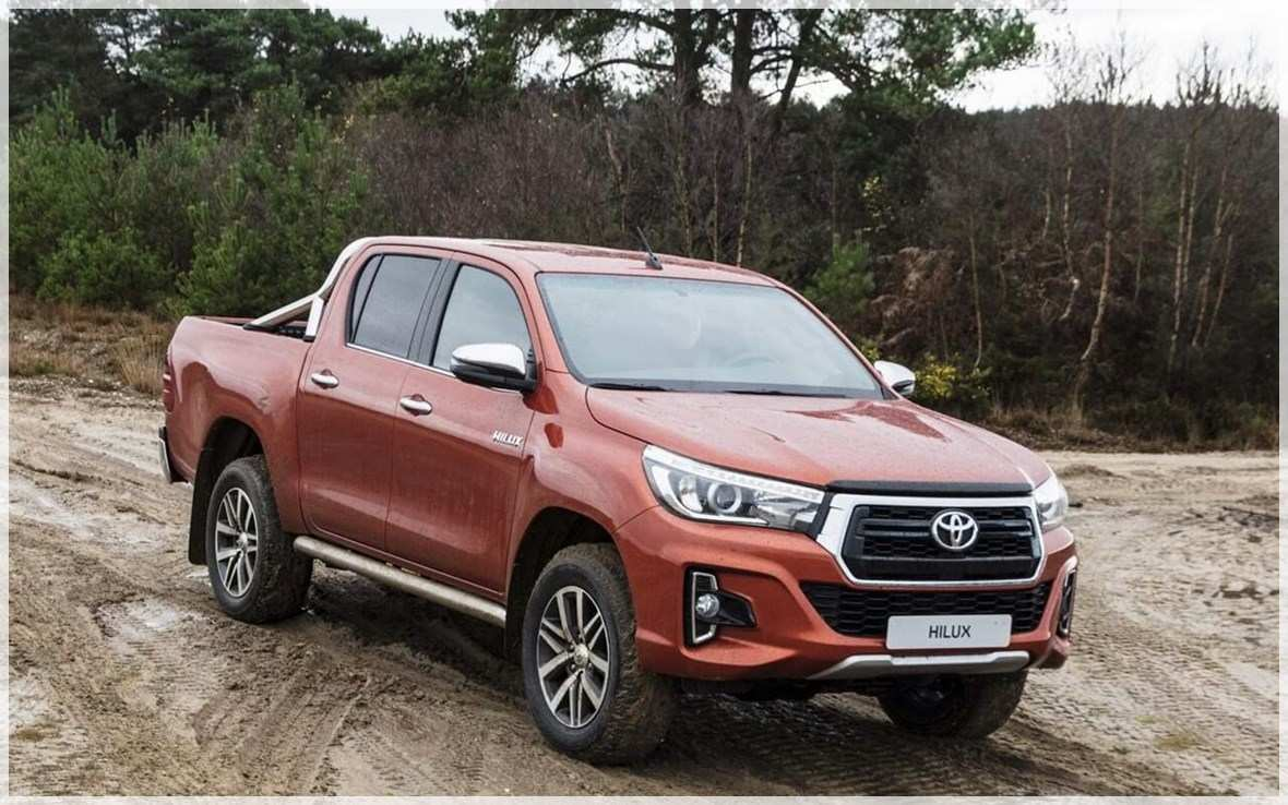 20 The 2020 Toyota Hilux First Drive