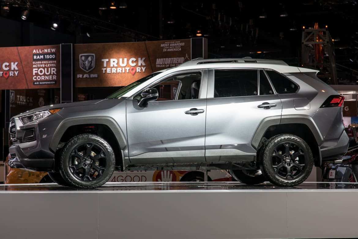20 The 2020 Toyota Sequoia Exterior