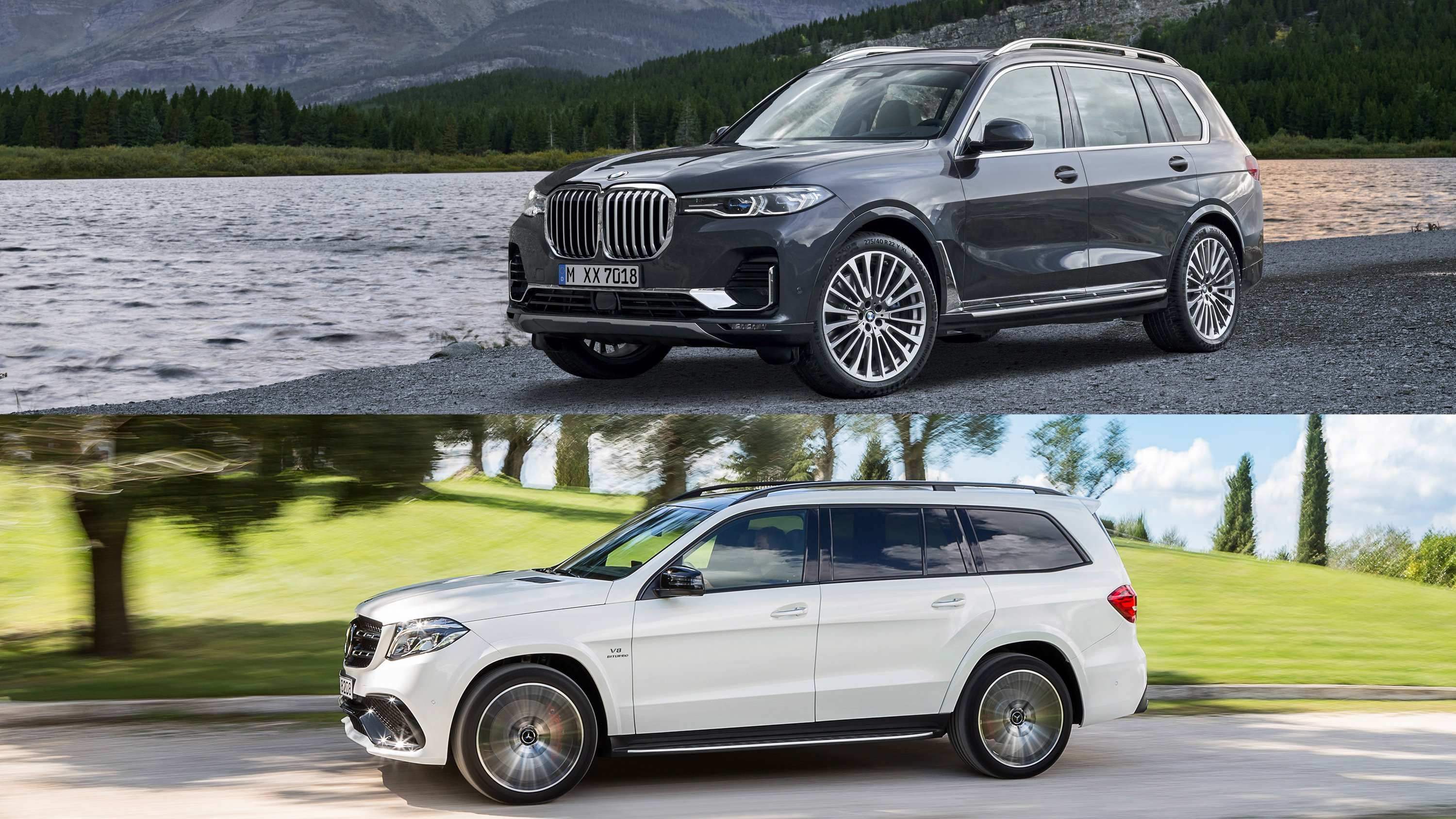 20 The BMW X7 Vs Mercedes Gls 2020 Redesign