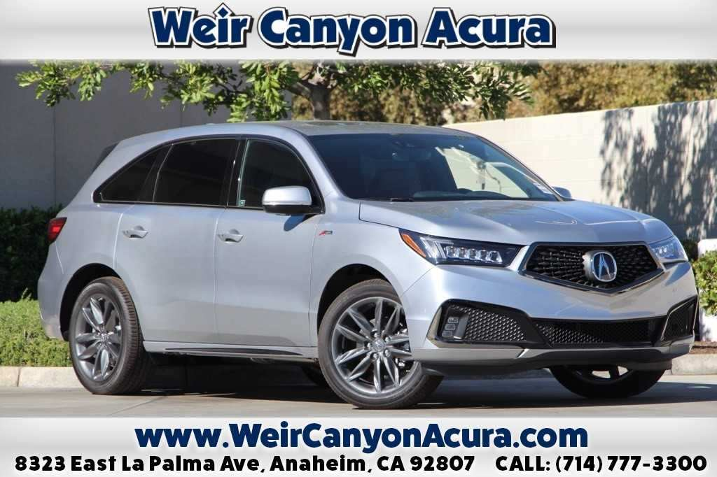 20 The Best 2019 Acura MDX Performance