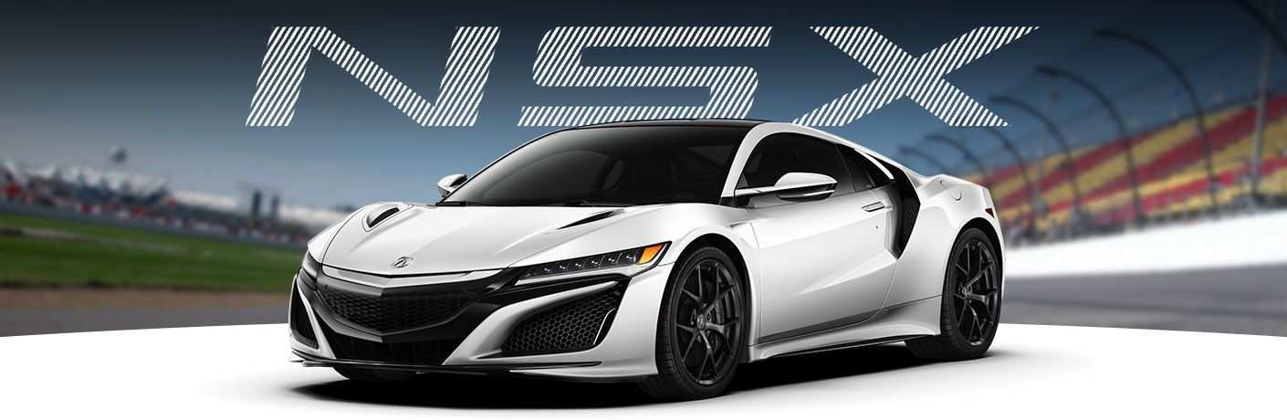 20 The Best 2019 Acura NSX First Drive