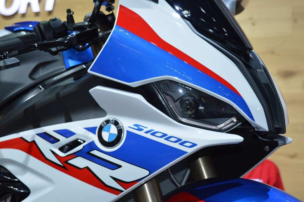 20 The Best 2019 BMW S1000Rr Interior
