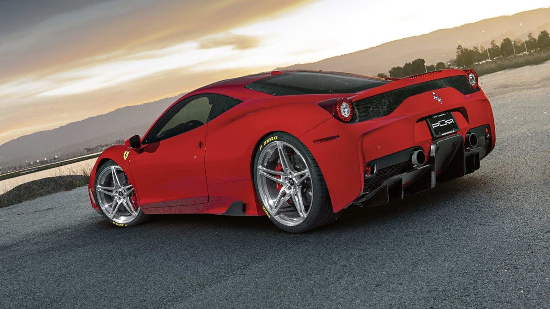 20 The Best 2019 Ferrari 458 Spider Engine