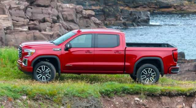20 The Best 2019 GMC Sierra Performance And New Engine