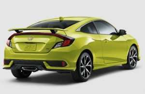 20 The Best 2019 Honda Civic Si Type R Spesification