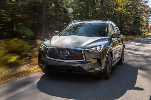 20 The Best 2019 Infiniti Qx50 First Drive Performance And New Engine